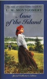 Anne of the Island- L. M. Montgomery.