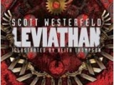 Leviathan – Scott Westerfeld (Illustrations- Keith Thompson)