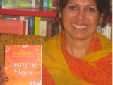 Interview: Sita Brahmachari, author.