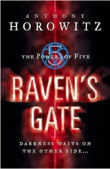 Letters to The Five #1  [Raven's Gate by Anthony Horowitz]