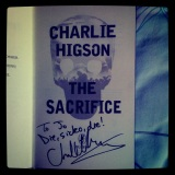 Write Up: Zombies! with Charlie Higson & IanLivingstone