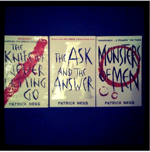 The Chaos Walking Trilogy