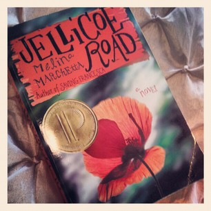 Jellicoe Road cover.