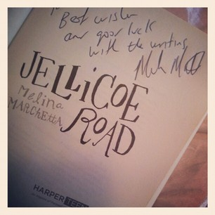 Jellicoe Road - SIGNED!