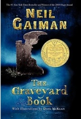 I Dream of Carnegie || The Graveyard Book by Neil Gaiman