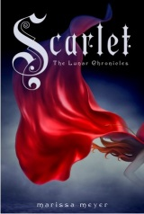Review: Scarlet – Marissa Meyer