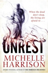 Review: Unrest – Michelle Harrison
