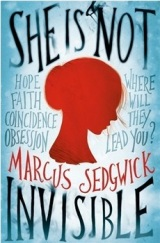 Review: She is Not Invisibe – Marcus Sedgwick