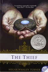 Review: The Thief by Megan WhalenTurner